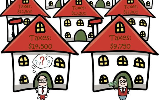 Property Taxes in Illinois, and What I Can Do About It
