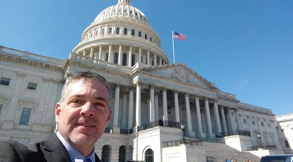 Lake County Board's Dick Barr participates in NACo's DC Legislative Conference